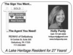 RE/MAX of Gettysburg – Holly Purdy