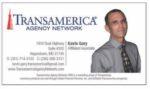 Transamerica Agency Network – Kevin Gary